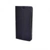 Huawei P20, Oldalra nyíló tok, stand, Magnetic Note, sötétkék