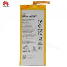 Huawei P8, Akkumulátor, 2600mAh, Li-Polymer, gyári, HB3447A9EBW mobiltelefon akkumulátor