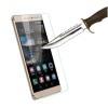 Huawei P8 Lite, Kijelzővédő fólia, ütésálló fólia, Tempered Glass (edzett üveg), Clear