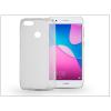 Huawei P9 Lite Mini szilikon hátlap - Ultra Slim 0,3 mm - fekete