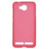Huawei Y3 II, TPU szilikon tok, piros