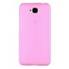 Huawei Y5 II, TPU szilikon tok, rózsaszín