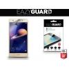 Huawei Y6 II, Kijelzővédő fólia, Eazy Guard, Clear Prémium / Matt, ujjlenyomatmentes, 2 db / csomag
