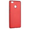 Huawei Y7 Prime (2018), TPU szilikon tok, Jelly Flash Mat, piros