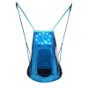 Hudora Fészekhinta LED fényes sátorral, világűr Hudora