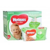 Huggies Natural Care törlőkendő, 10x56 db