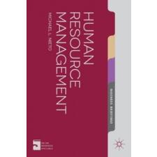 Human Resource Management – MichaelL Nieto idegen nyelvű könyv