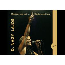 Hunnia D. Nagy Lajos - Minden, ami volt... Minden, ami lesz (Cd) rock / pop