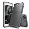 Hurtel Ringke iPhone 7 Plus/8 Plus Onyx Durable hátlap, tok, acél ezüst