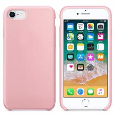 Hurtel Szilikon tok telefontok hátlap lágy rugApples gumi védőborítás iPhone 8/7 rózsaszín tok és táska
