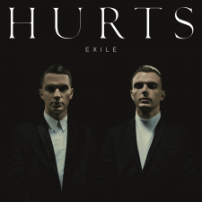 Hurts Exile cd rock / pop