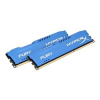 HYPERX Kingston 8GB (2x4GB) DDR3 1600MHz HX316C10FK2/8 (HX316C10FK2/8)