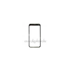 i900 Omnia előlap keret ezüst mobiltelefon előlap