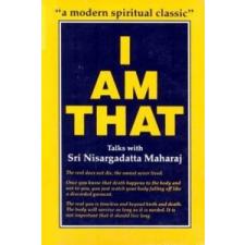 I am That – Sri Nisargadatt Maharaj idegen nyelvű könyv