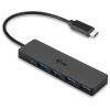 I-TEC USB 3.0 Type C Slim HUB 4 portos