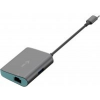 I-TEC USB-C Metal HUB Gigabit Ethernet adapterrel C31METALANHUB