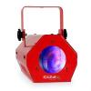 Ibiza LCM003LED, moonflower, RGBW, zenés vezérlés, piros