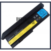 IBM ThinkPad X201 Series 6600 mAh 9 cella fekete notebook/laptop akku/akkumulátor utángyártott