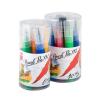 """ICO Ecsetirón készlet, 0,5-6 mm, ICO """"XXL"""" 6 különböző szín"""