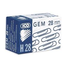 ICO Gemkapocs, 28 mm, ICO gemkapocs, tűzőkapocs