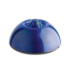 """ICO Gemkapocstartó, mágneses, ICO """"Lux"""", áttetsző kék gemkapocs, tűzőkapocs"""