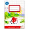 ICO Süni sulikész négyzetrácsos füzet - A5, 27-32