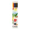 ICO Süni színes ceruza készlet 6 szín
