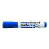ICO Táblafilc multifunkciós -markeraser 3 mm KÉK ICO 10db/dob