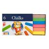 """ICO Táblakréta,  """"Creative Kids"""", 6 különböző szín"""