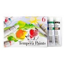"""ICO Tempera készlet, 6 darabos, ICO """"Süni"""" tempera"""