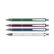 ICU Golyóstoll ICU-721 bordó metál 50 db/doboz toll