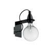 IDEAL LUX 45214 - Fali lámpa MINIMAL 1xE27/42W/230V