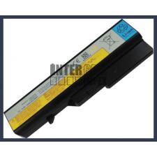 IdeaPad G570E 4400 mAh 6 cella fekete notebook/laptop akku/akkumulátor utángyártott lenovo notebook akkumulátor
