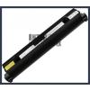 IdeaPad S10e 4068 4400 mAh 6 cella fekete notebook/laptop akku/akkumulátor utángyártott