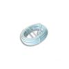 iggual Telephone cable iggual IGG309599 RJ11 6P4C 5 m White