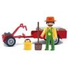 Igráček kertészeti traktorok és tartozékok