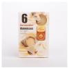 Illatos teamécses barna cukor 6 db / 1 csomag