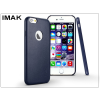 IMAK Apple iPhone 6/6S hátlap - IMAK Ultra-Thin Leather - kék