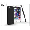 IMAK Apple iPhone 6 Plus/6S Plus hátlap - IMAK Sandstone Full 360 Super Slim - fekete