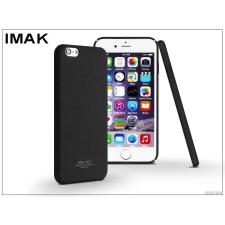 IMAK Apple iPhone 6 Plus/6S Plus hátlap - IMAK Sandstone Full 360 Super Slim - fekete tok és táska