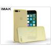 IMAK Apple iPhone 7 Plus hátlap - IMAK 0.7 mm Color Slim - gold