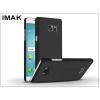 IMAK Samsung N930F Galaxy Note 7 hátlap - IMAK Sandstone Super Slim - fekete