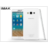 IMAK Samsung SM-A700F Galaxy A7 hátlap - IMAK Crystal Clear Slim - transparent