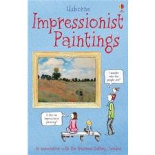 Impressionist Paintings (kártya) idegen nyelvű könyv