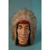 Indián-fej-50 cm