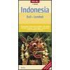 Indonézia: Bali és Lombok térkép - Nelles