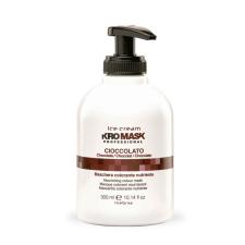 Inebrya Kromask Chocolate hajszínező hajpakolás, 300 ml hajfesték, színező