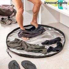InnovaGoods 2 az 1-ben Öltözőszőnyeg és Vízálló Táska Gymbag InnovaGoods hátizsák
