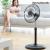 InnovaGoods 360º- ban oszcilláló álló ventilátor