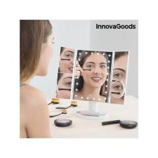 InnovaGoods 4 az-1 ben Nagyító LED Tükör smink alapozó